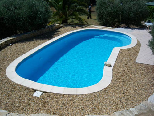 Piscines Polyester